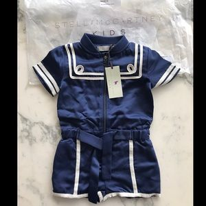 Stella McCartney kids majorette suit New HTF